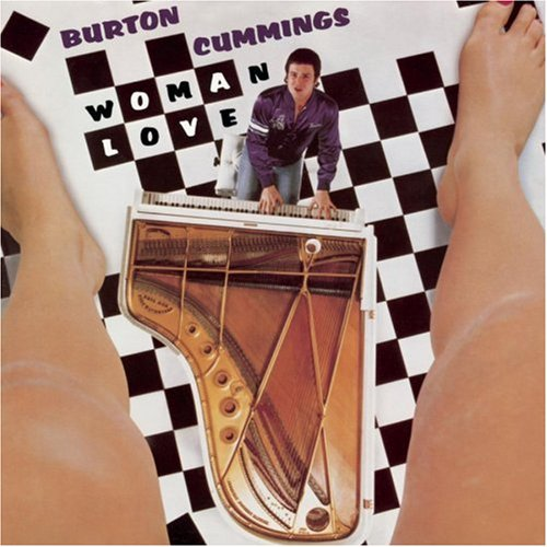 Burton Cummings - Woman Love