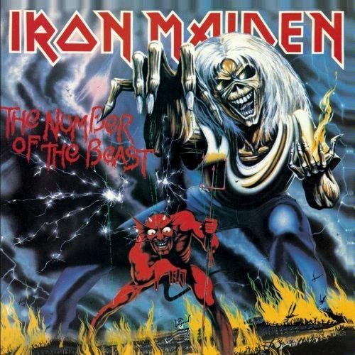 iron maiden lyrics the number: